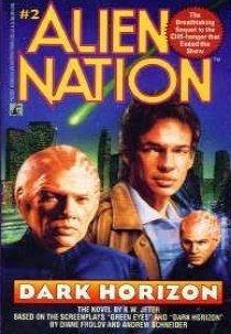 Нация пришельцев: Темный горизонт. Обложка с сайта radikal.ru