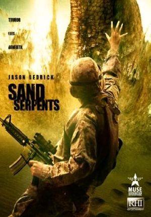 Змеи песка. Обложка с сайта amazon.de