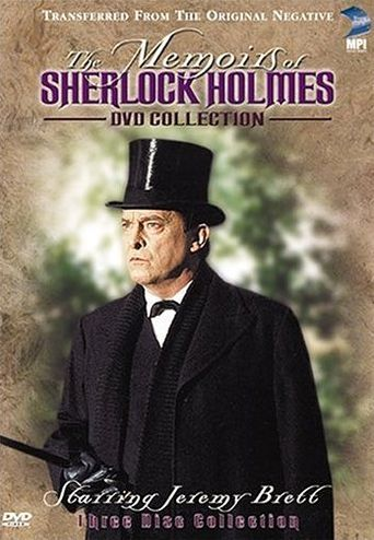 Мемуары Шерлока Холмса. Обложка с сайта radikal.ru