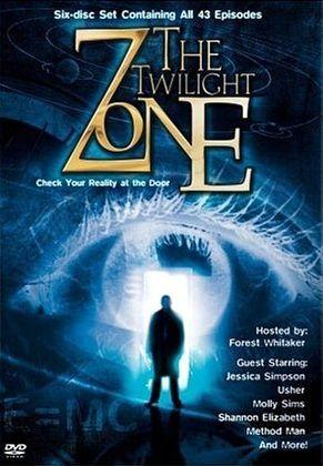 Сумеречная зона. Обложка с сайта amazon.com