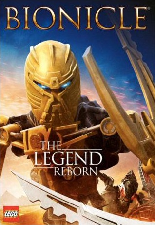 Бионикл: Легенда возрождается. Обложка с сайта tvfy.ru