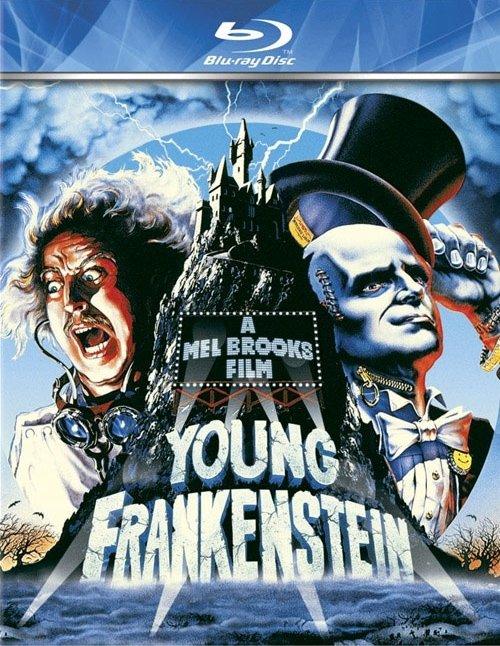 Молодой Франкенштейн. Обложка с сайта kinopoisk.ru