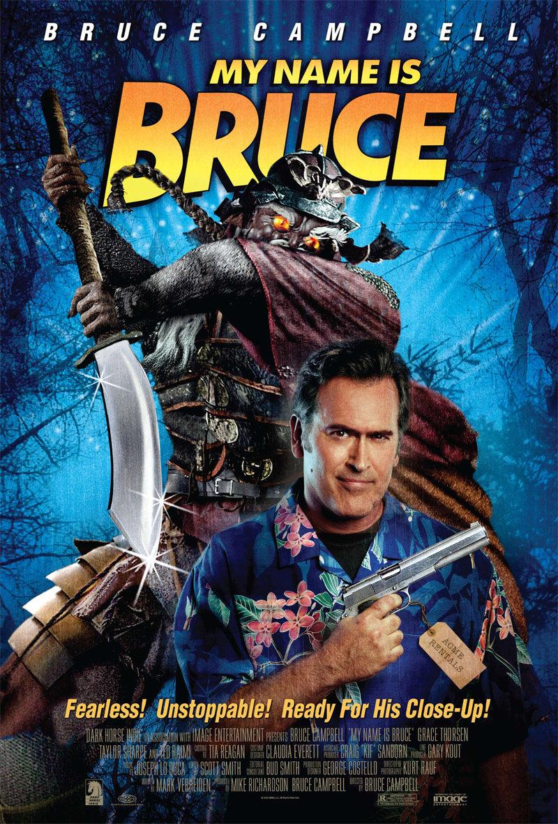 Меня зовут Брюс. Обложка с сайта amazon.com