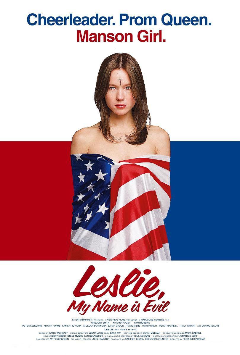 Лесли, меня зовут Зло. Обложка с сайта kinopoisk.ru