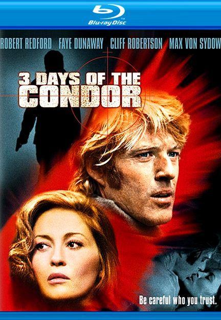 Три дня Кондора. Обложка с сайта keep4u.ru