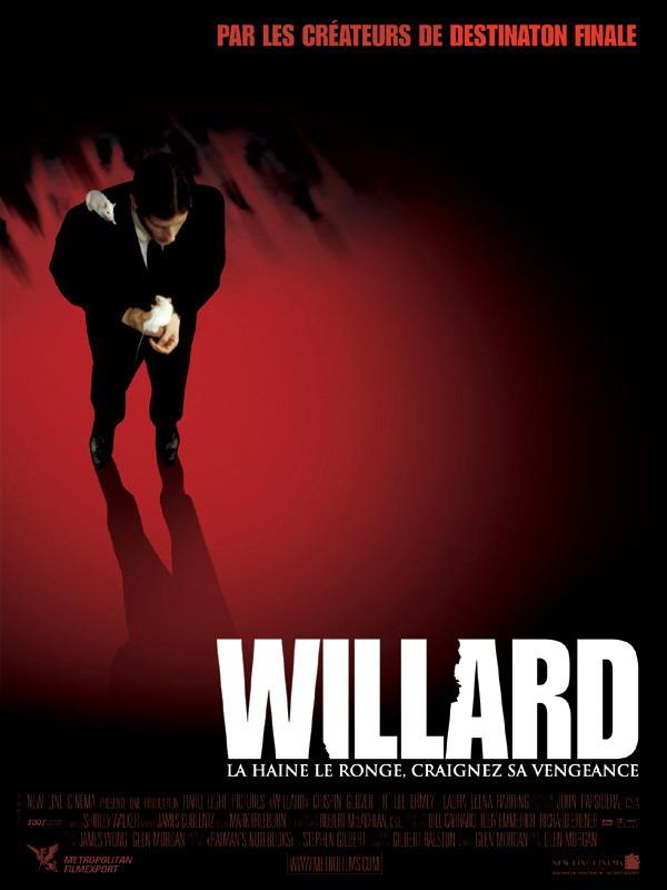 Уиллард. Обложка с сайта amazon.co.uk