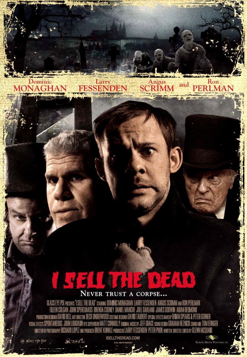 Я торгую мертвецами. Обложка с сайта ipicture.ru