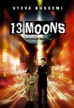 Тринадцать лун. Обложка с сайта imagepost.ru