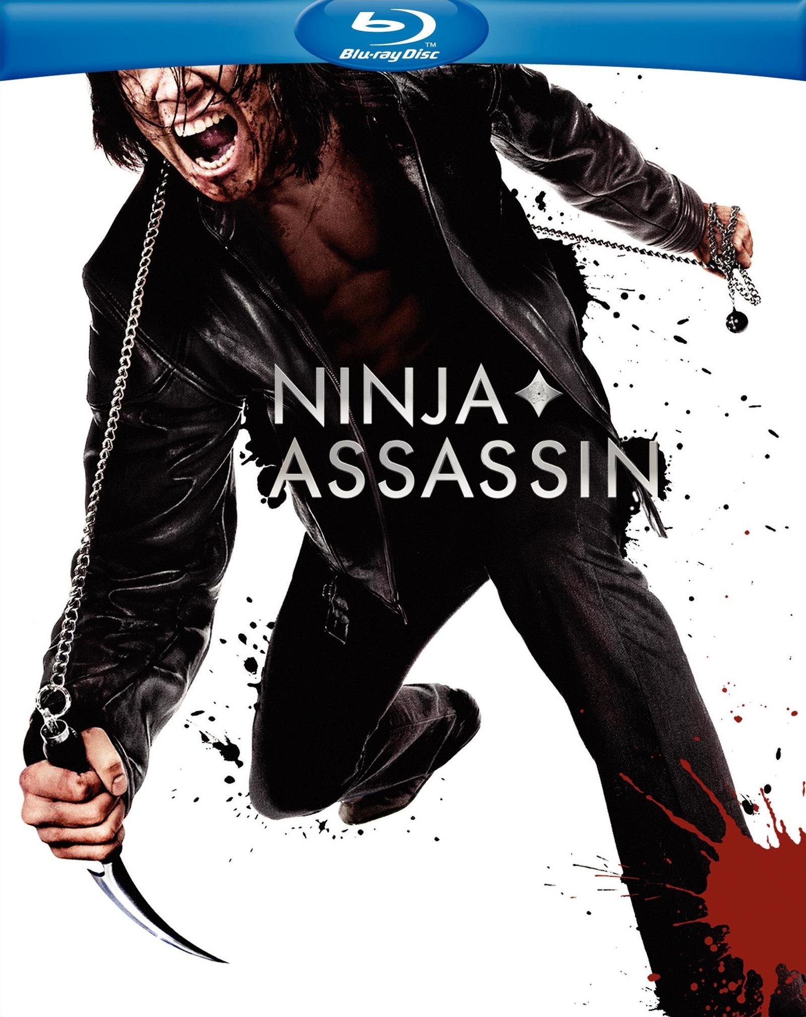 Ниндзя-убийца. Обложка с сайта blu-ray.com