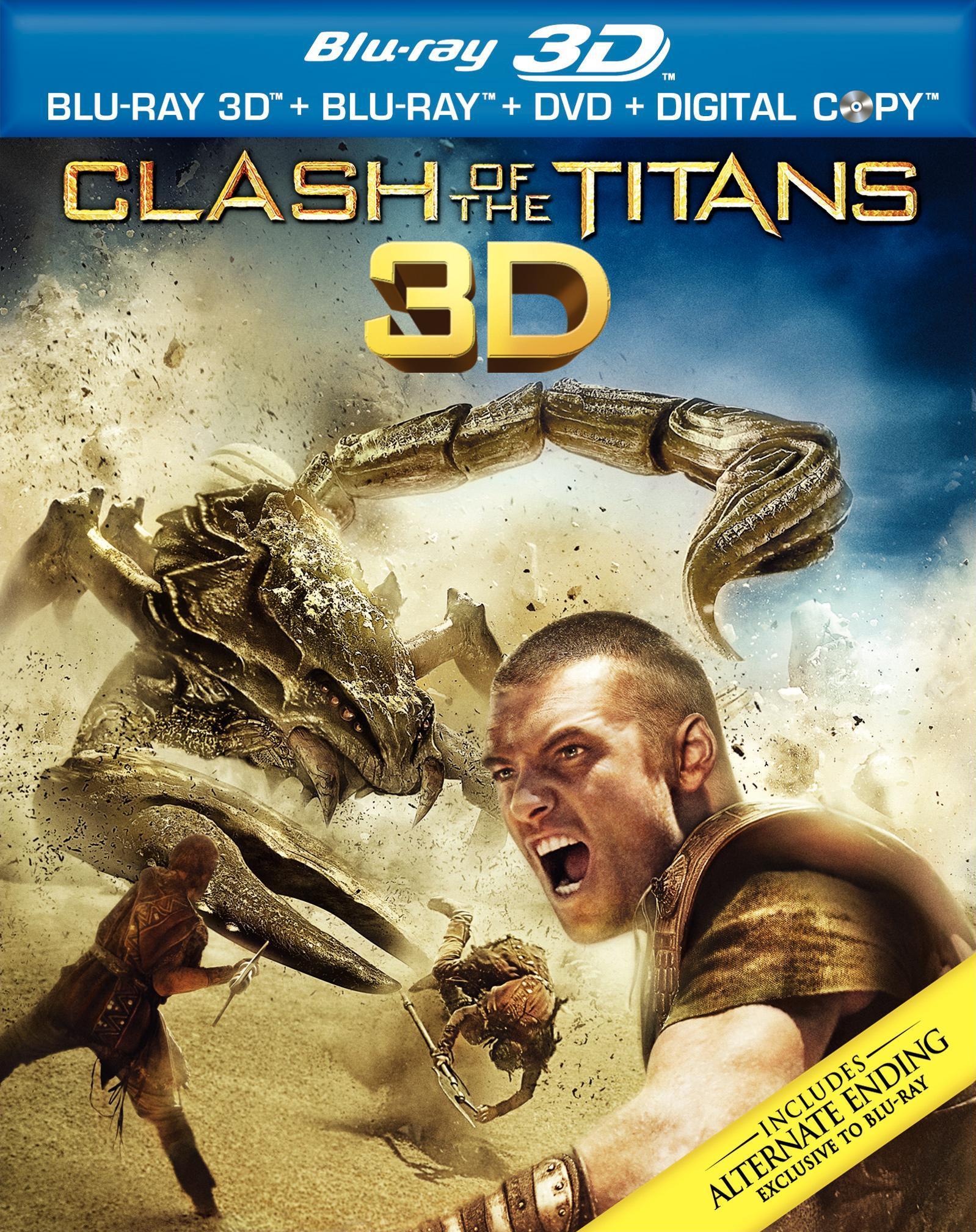 Битва Титанов. Обложка с сайта hdclub.com.ua