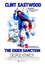 Санкция на пике Эйгера. Обложка с сайта amazon.co.uk