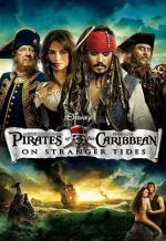 Пираты Карибского моря: На странных волнах. Постер с сайта kinopoisk.ru