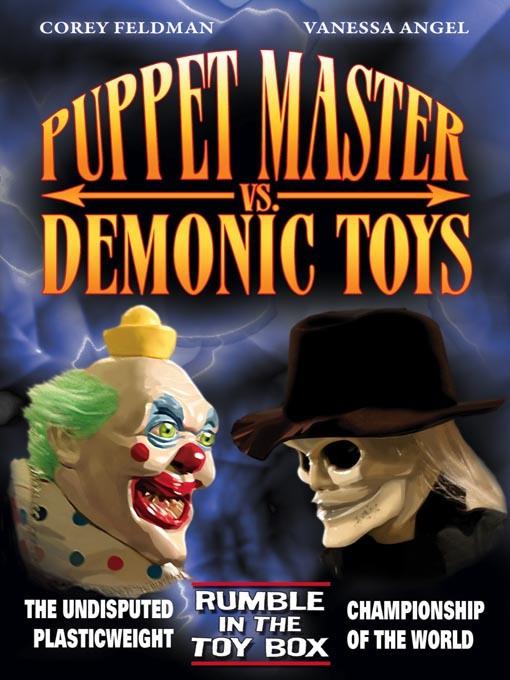 Повелитель кукол против демонических игрушек. Обложка с сайта kino-govno.com