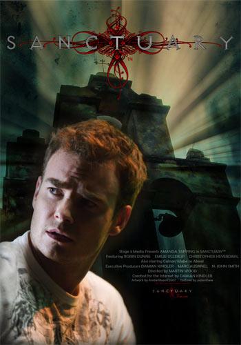 Убежище. Обложка с сайта kino-govno.com