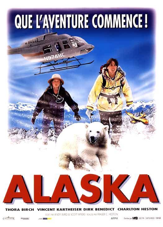 Аляска. Обложка с сайта kino-govno.com