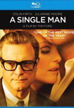 Одинокий мужчина. Обложка с сайта blu-ray.com