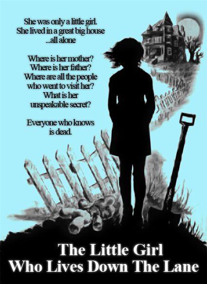 Девочка из переулка. Обложка с сайта imagepost.ru