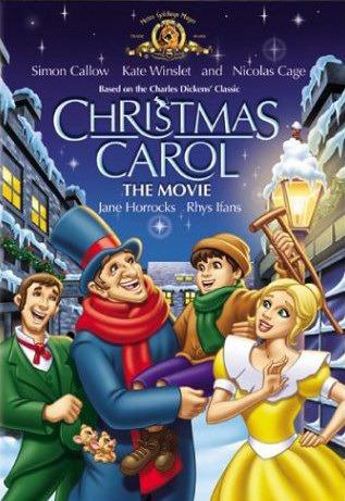 Рождественская сказка. Обложка с сайта dvdnear.com