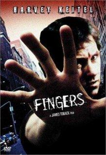 Пальцы. Обложка с сайта amazon.de