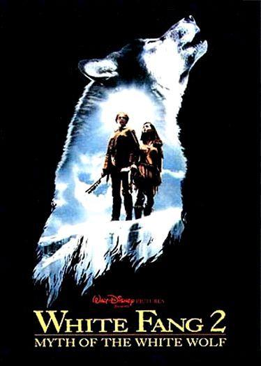 Белый клык 2: Легенда о белом волке. Обложка с сайта amazon.de