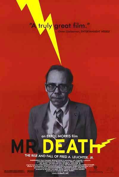 Мистер Смерть. Обложка с сайта radikal.ru