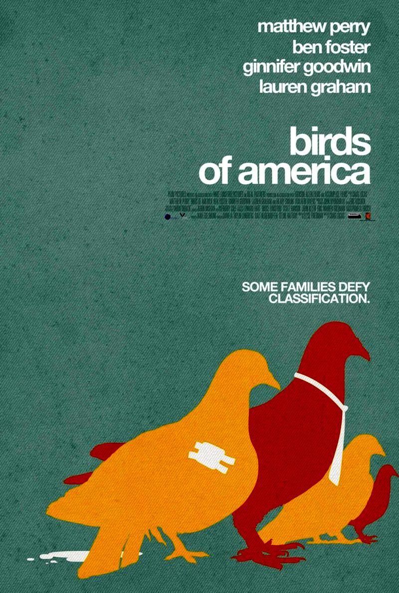 Птицы Америки. Обложка с сайта amazon.de
