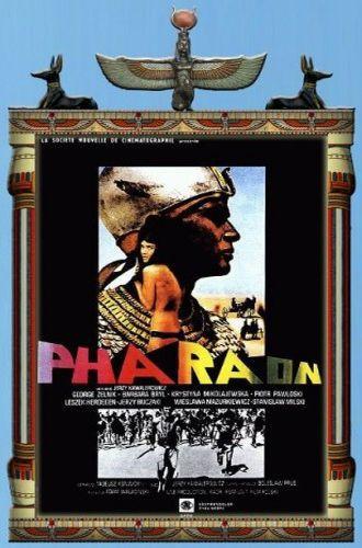 Фараон. Обложка с сайта amazon.com