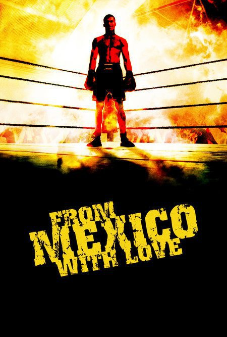 Из Мексики с любовью. Обложка с сайта imageshost.ru