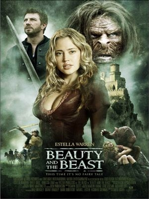 Красавица и чудовище. Обложка с сайта imageshost.ru