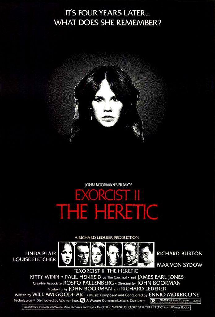 Изгоняющий дьявола II: Еретик. Обложка с сайта amazon.com