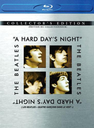 Beatles: Вечер трудного дня. Обложка с сайта amazon.com