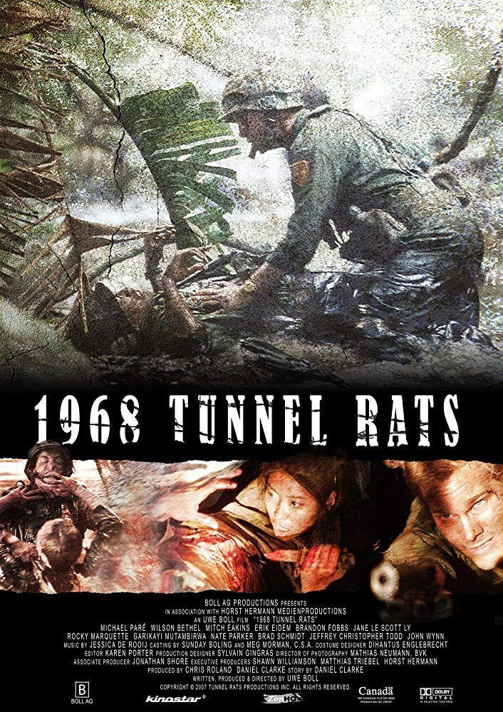 Туннели смерти. Обложка с сайта amazon.com