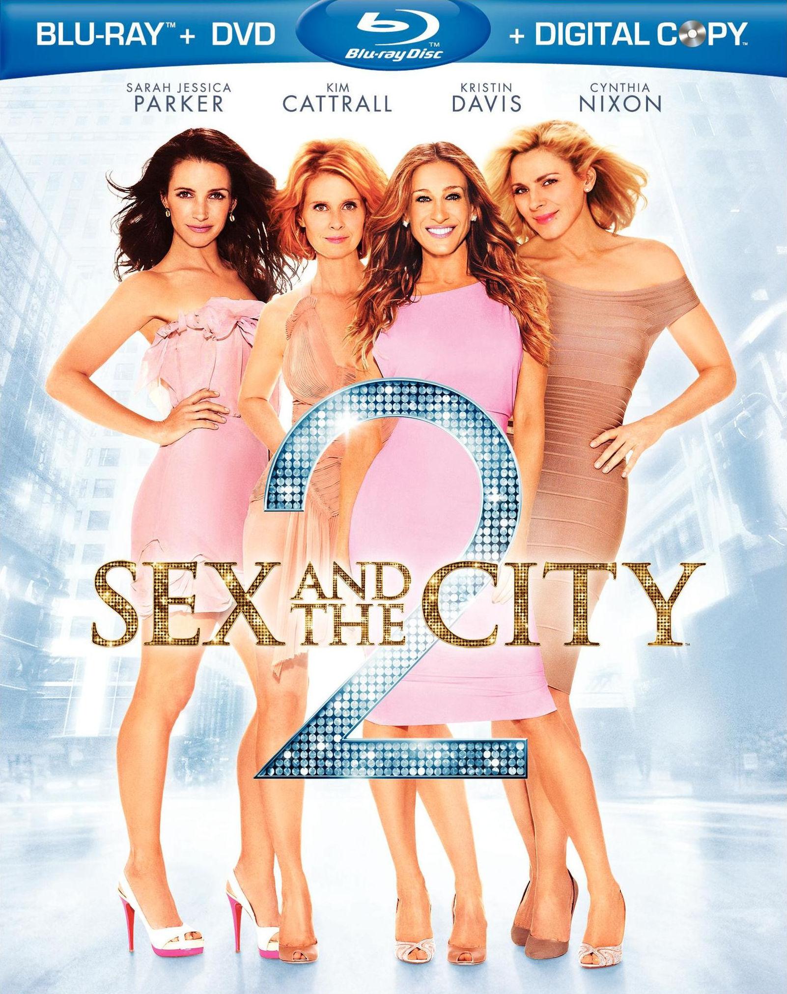 Секс в большом городе 2. Обложка с сайта keep4u.ru