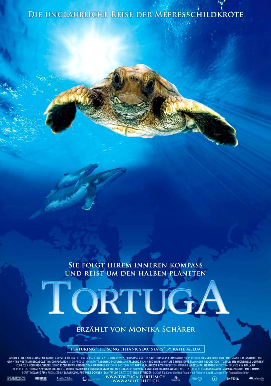 Большое путешествие вглубь океанов: Возвращение. Постер с сайта kinopoisk.ru