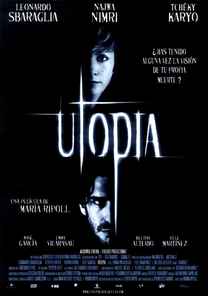 Утопия. Обложка с сайта kinopoisk.ru