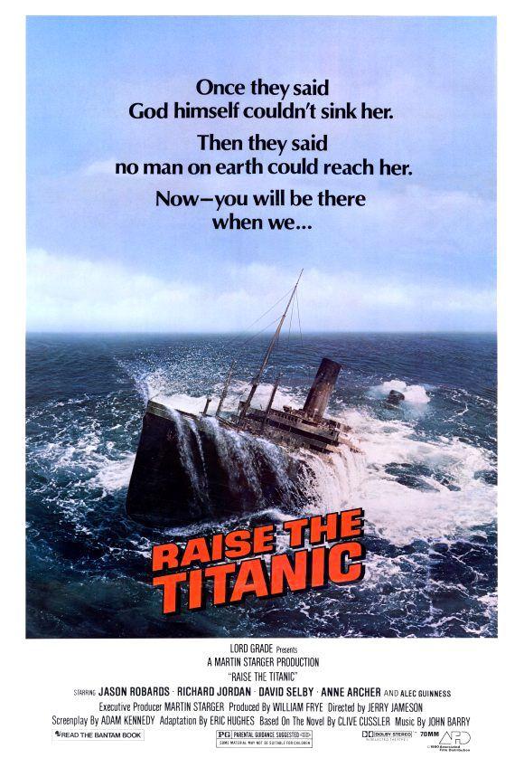 Поднять Титаник. Обложка с сайта imagepost.ru