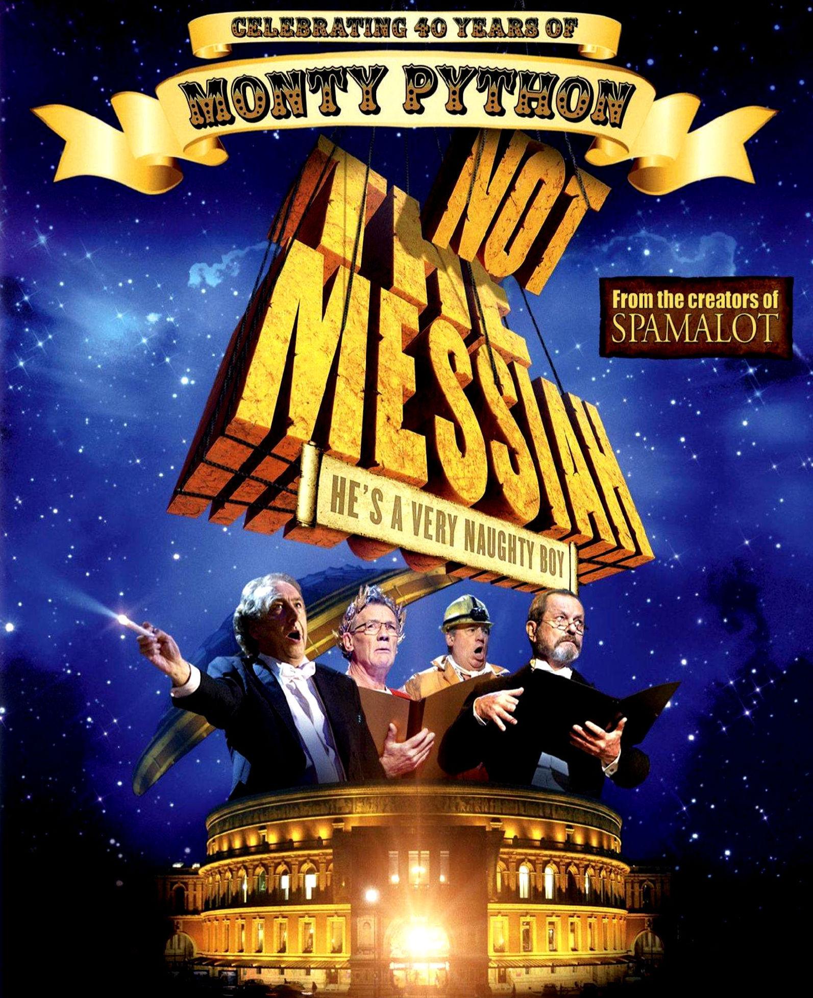 Я не мессия. Обложка с сайта amazon.co.uk