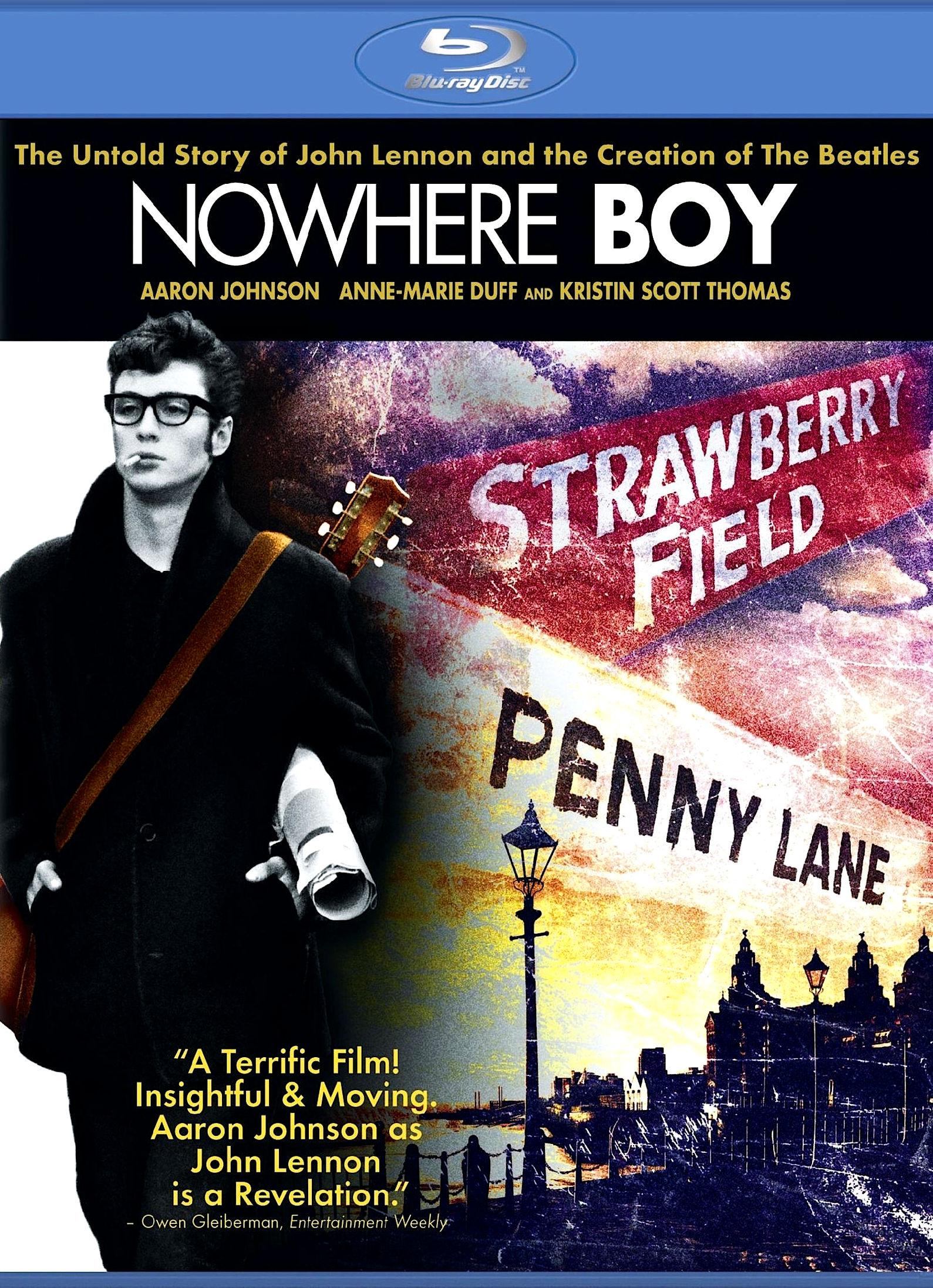 Стать Джоном Ленноном. Постер с сайта imagepost.ru