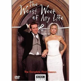 Худшая неделя моей жизни. Обложка с сайта amazon.co.uk