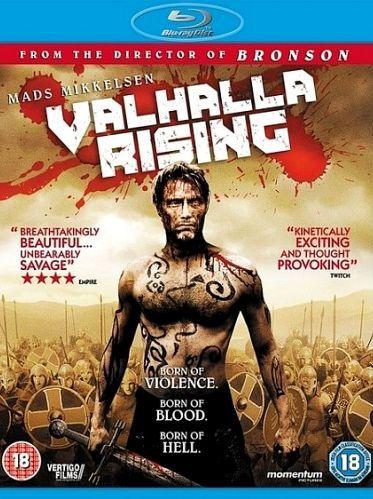 Валгалла: Сага о викинге. Обложка с сайта fastpic.ru