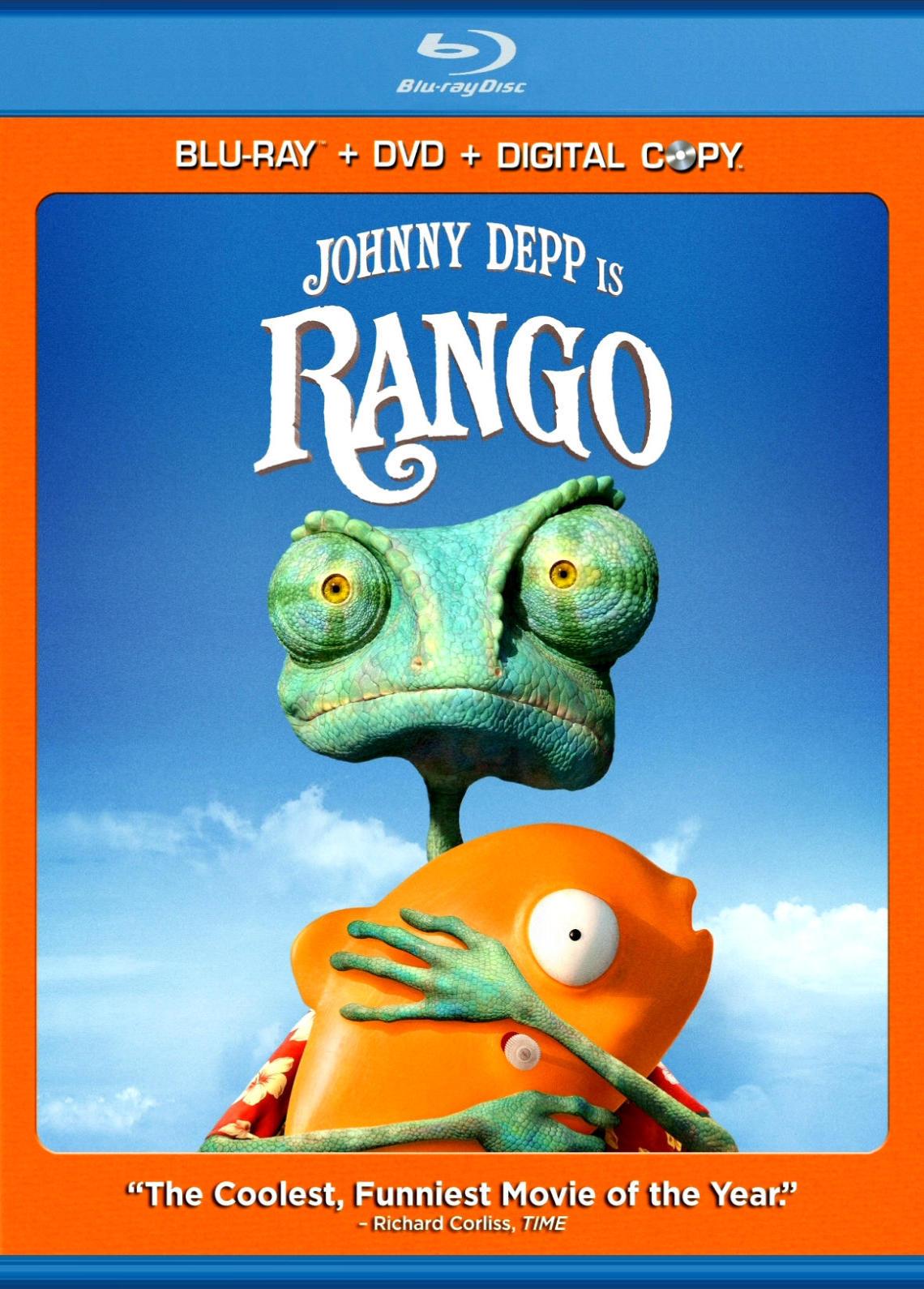 Рэнго. Постер с сайта comingsoon.net