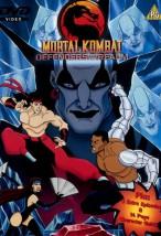 Смертельная битва: Мультипликационный сериал  . Обложка с сайта revistagames.wordpress.com