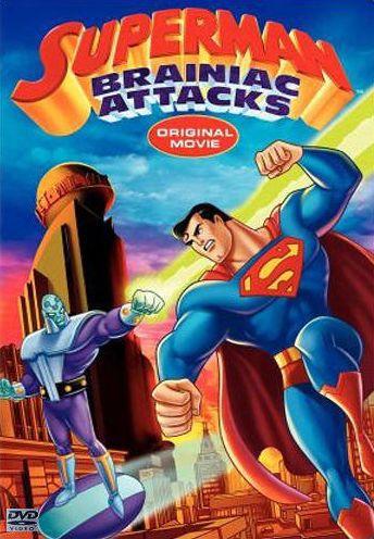 Супермен: Брэйниак атакует. Обложка с сайта rapidleak.com