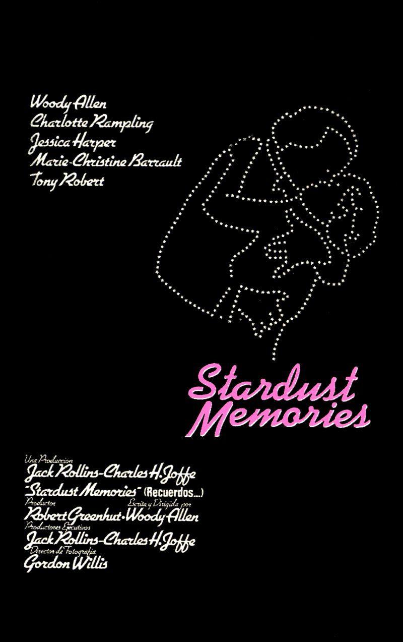 Звездные воспоминания. Обложка с сайта kinopoisk.ru