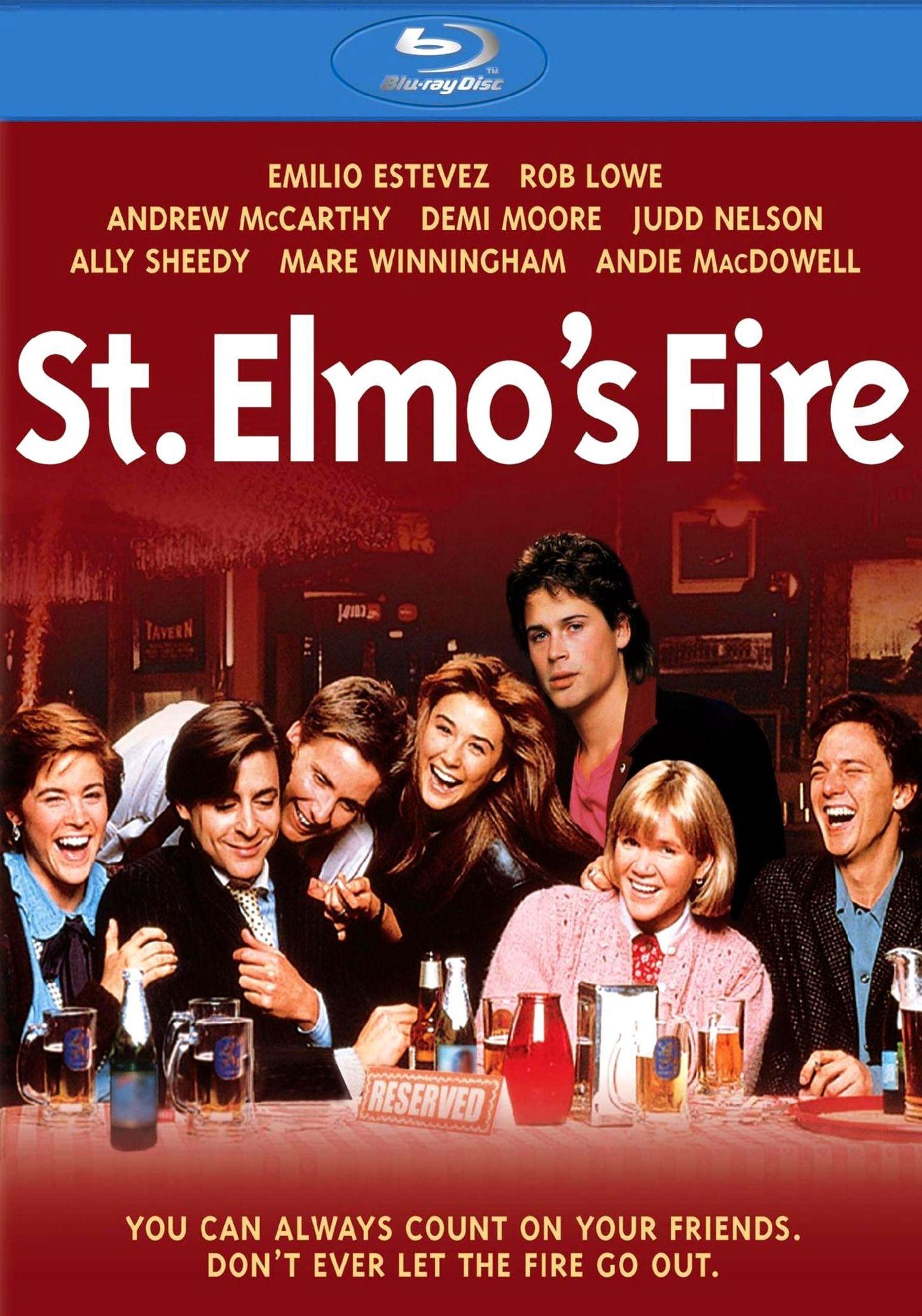 Огонек святого Эльма. Обложка с сайта blu-ray.com
