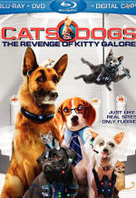 Кошки против собак: Месть Китти Галор. Постер с сайта kinopoisk.ru