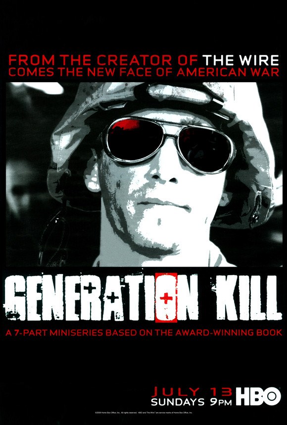 Поколение убийц. Обложка с сайта radikal.ru