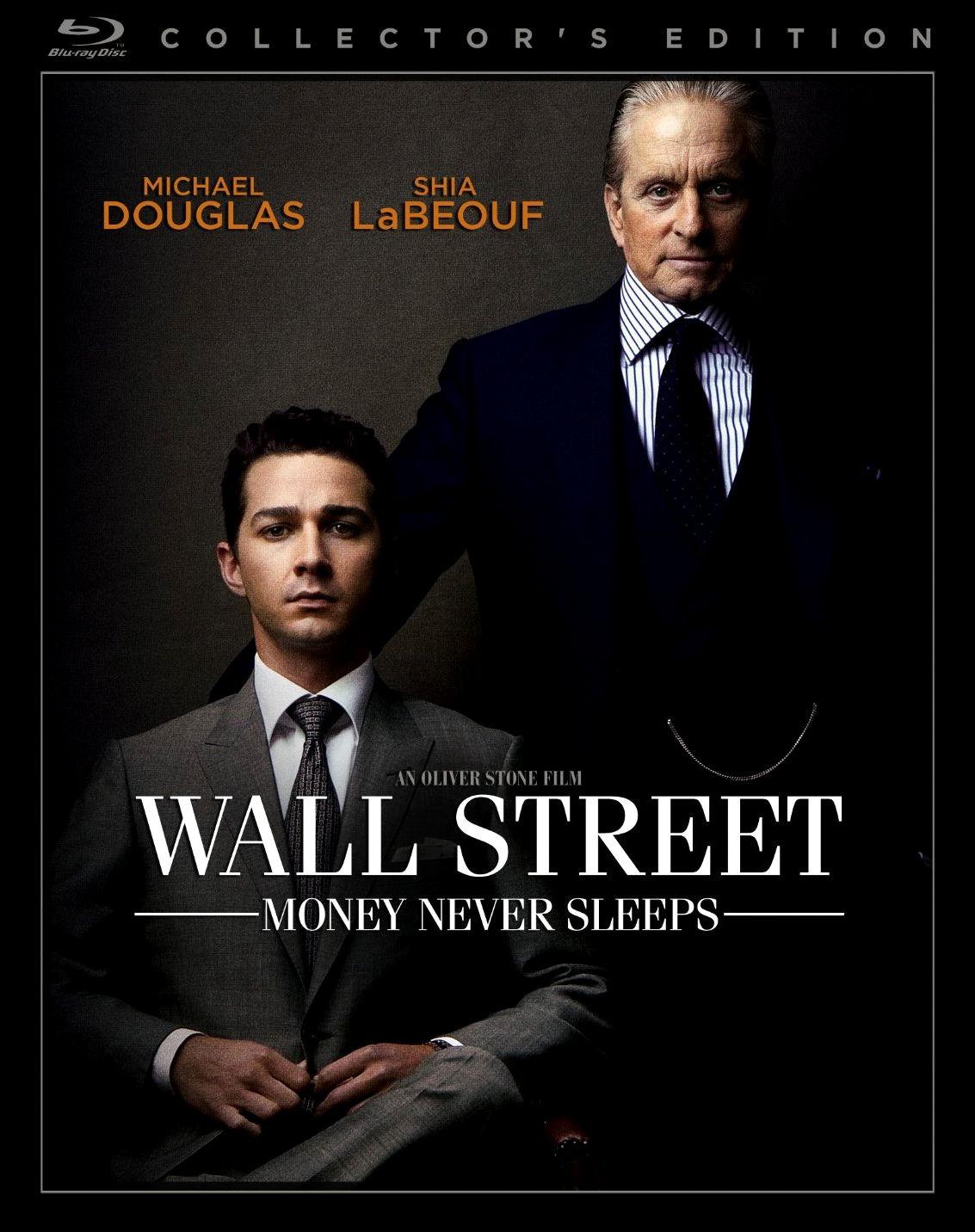 Уолл Стрит: Деньги не спят. Постер с сайта kinopoisk.ru