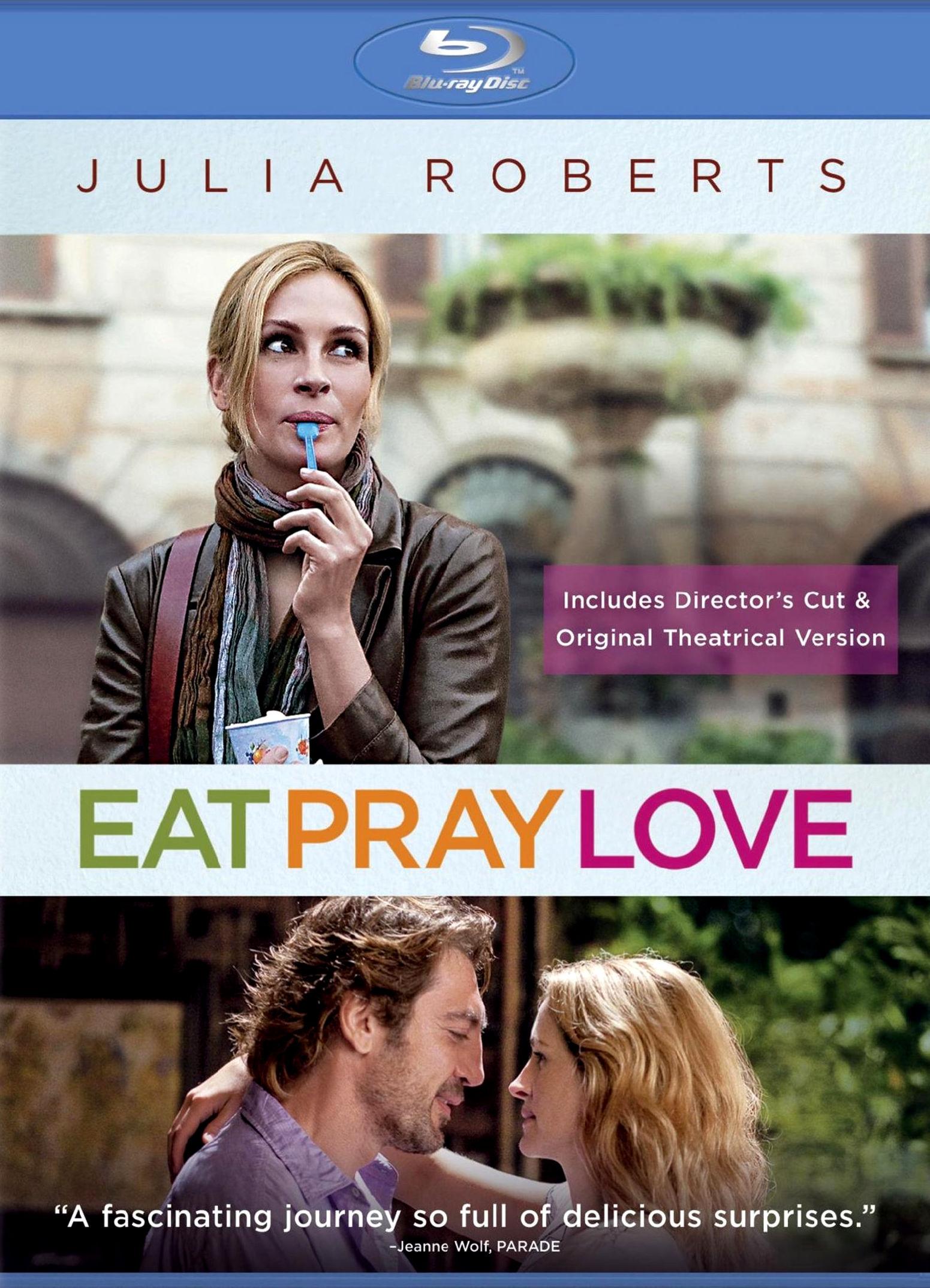 Ешь, молись, люби. Постер с сайта kinopoisk.ru