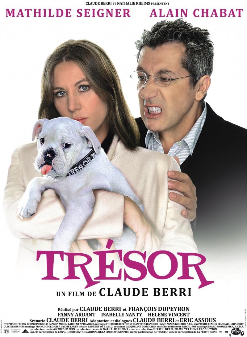 Трезор. Постер с сайта kinopoisk.ru